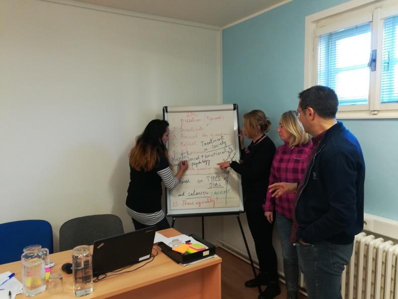 Erasmus Proje Grubumuz çekyada Eğitim Aldi Acarlar Mesleki Ve